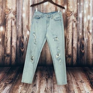 Wild Fable high rise mom jeans